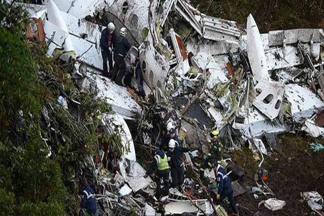 Dünyayı Sarsan Uçak Kazası Sonrası TFF'den Flaş Karar
