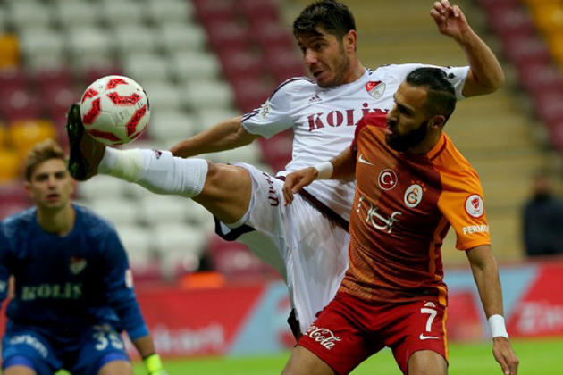 Galatasaray 1 - 1 Elazığspor
