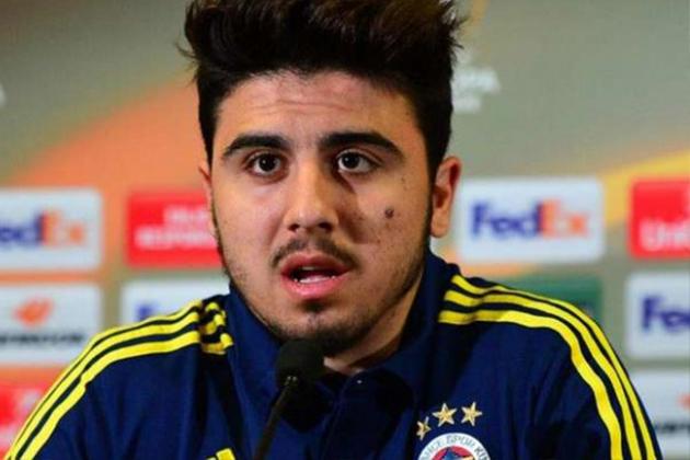 Fenerbahçeli Futbolcu Ozan Tufan Karakolluk Oldu