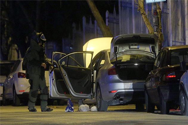 Mardin'de Bomba Yüklü Araç Tespit Edildi