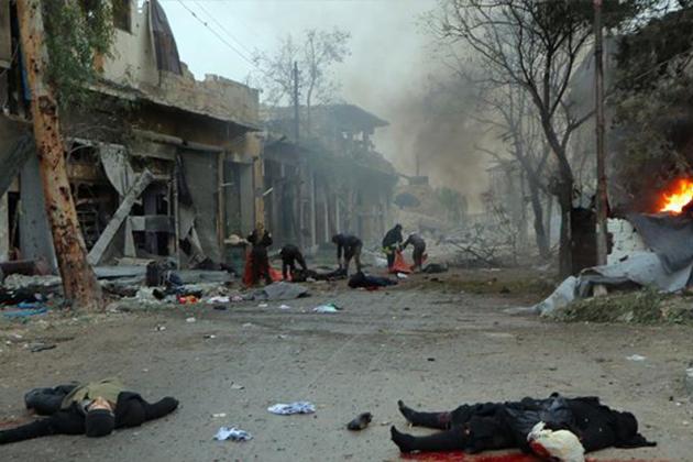 BM'den Korkunç Açıklama: Esad Rejimi Evlere Saldırdı Sivilleri Öldürdü! 100 Çocuk Ateş Altında!