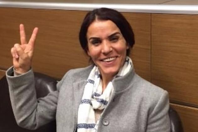 HDP'li Besime Konca Yeniden Gözaltına Alındı