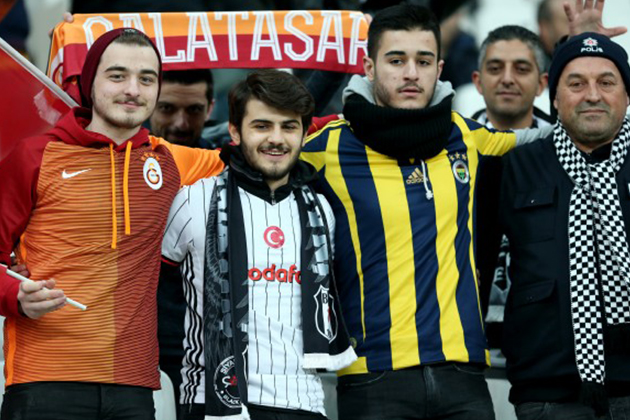 Kupanın Lideri Beşiktaş
