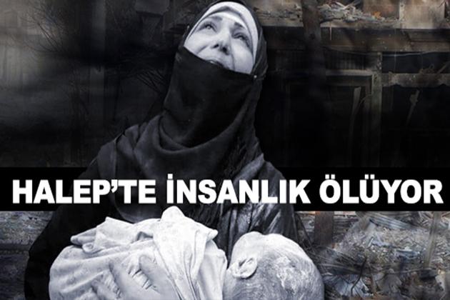 Halep'te Yeniden Ateşkes Sağlandı