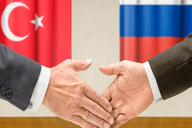 Türkiye, Rusya ile Askeri Protokol İmzaladı