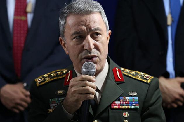 Hulusi Akar'dan Kayseri Saldırısı Açıklaması