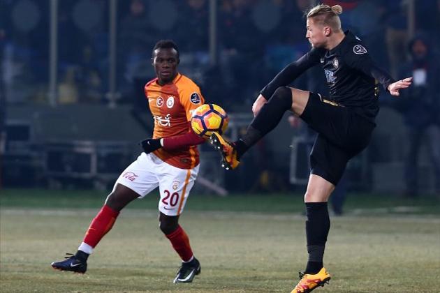 Galatasaray Seriye Devam Edemedi 2-2