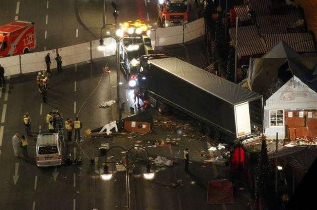 Berlin'deki 'TIR' Dehşetini DEAŞ Üstlendi