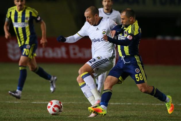 Fenerbahçe: 1 Menemen Belediyespor: 0