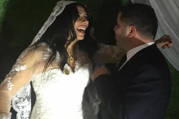 Işın Karaca Üçüncü Kez Evlendi
