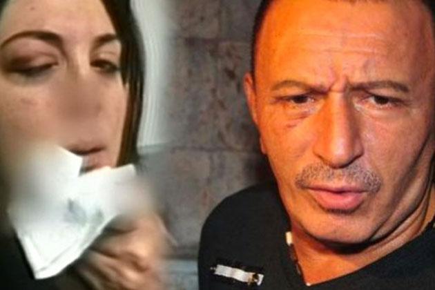 Mustafa Topaloğlu Derya Topaloğlu'nu Hastanelik Etti
