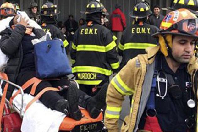 ABD'de Tren Kazası: 103 Yaralı