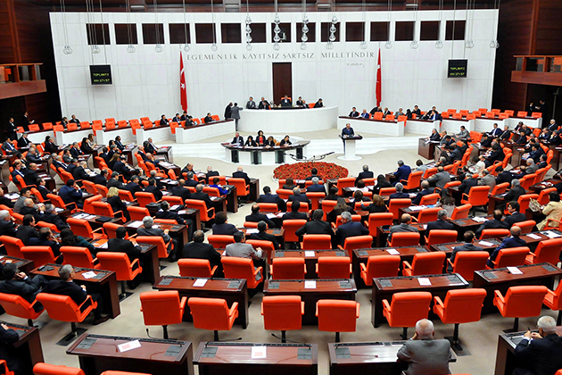Anayasa Değişikliği Teklifi Kabul Edildi