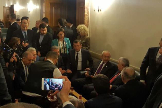 Başbakan Yıldırım, Kılıçdaroğlu İle Görüştü