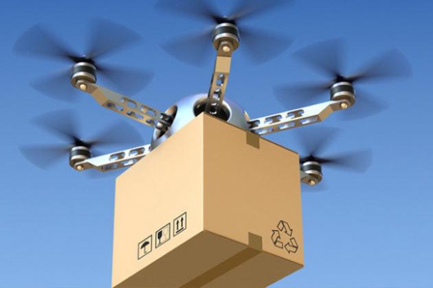 Ağır Kargolar da 'Drone'lar İle Taşınacak