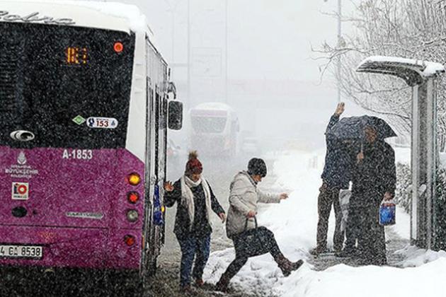 Meteoroloji'den Ankara Ve İstanbul'a Uyarı