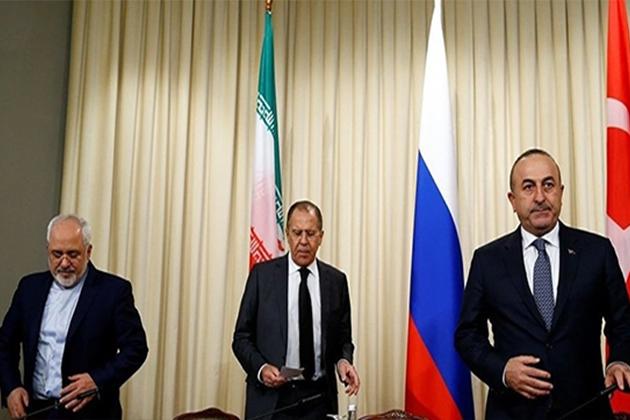 Türkiye, Rusya Ve İran Astana'da Uzlaştı