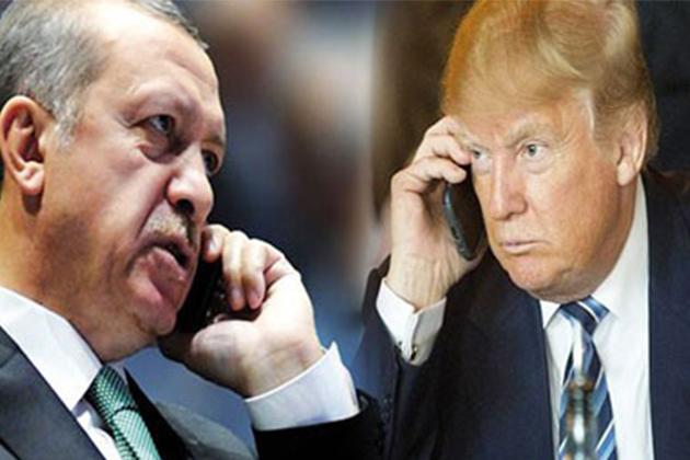 Erdoğan, Trump İle Görüştü İşte İlk Açıklama