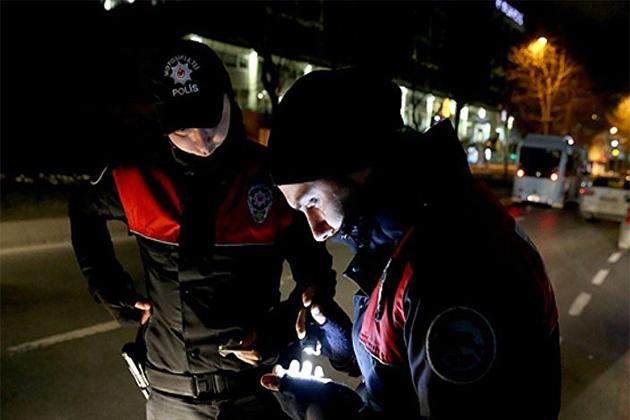'Huzur Türkiye-3' Uygulamasında Bin 327 Kişi Gözaltına Alındı