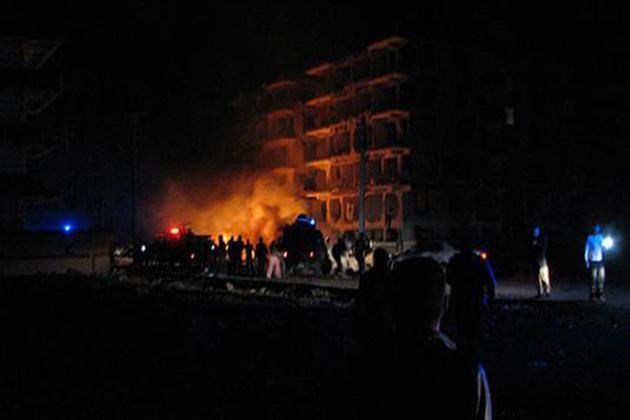 Viranşehir'de Patlama! Hain Saldırıda Katibin Oğlu Hayatını Kaybetti