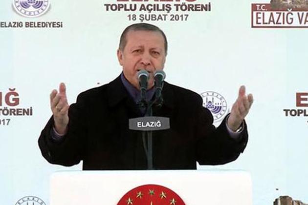 Cumhurbaşkanı Erdoğan, Sistemin Adını İlk Kez Açıkladı