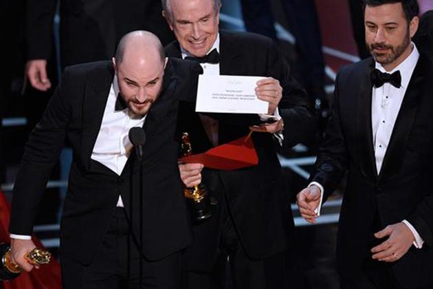 Oscar Ödüllerinde Tarihi Hata
