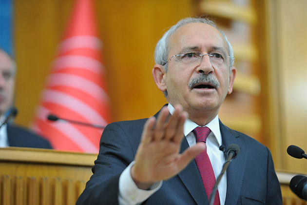 Kılıçdaroğlu da Refarandum Önerdi