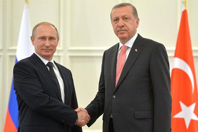 Putin ve Erdoğan'ın Görüşmesinin Ardından İlk Açıklama