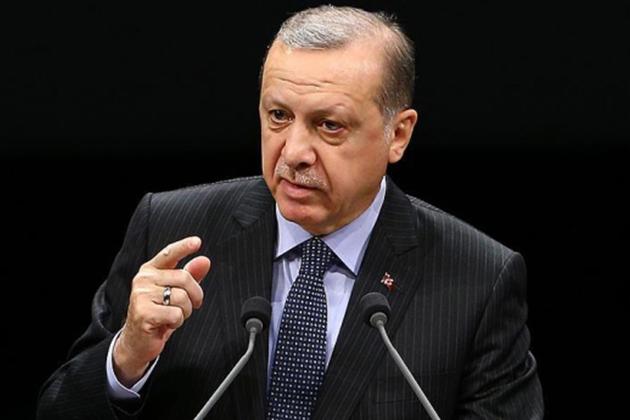 Cumhurbaşkanı Erdoğan'dan Hollanda Tepkisi