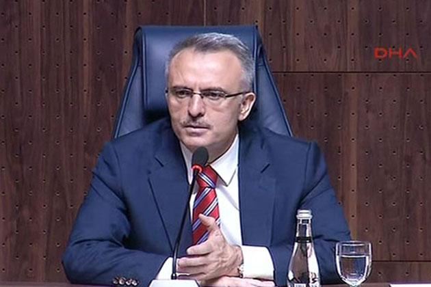Bakan Ağbal'dan KDV ve ÖTV Açıklaması
