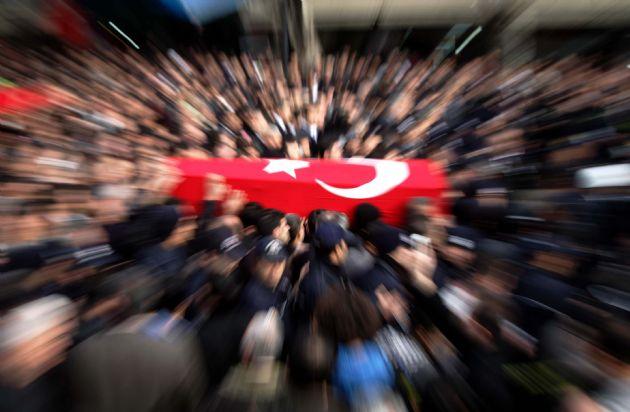 PKK'dan Hain Tuzak: 1 Şehit 5 Yaralı