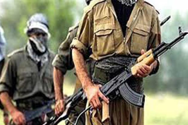 Diyarbakır'da PKK'ya Ait Çok Sayıda Mühimmat Ele Geçirildi