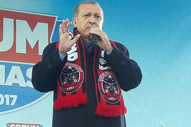 Cumhurbaşkanı Erdoğan: Freni Patlamış Kamyon Gibiler