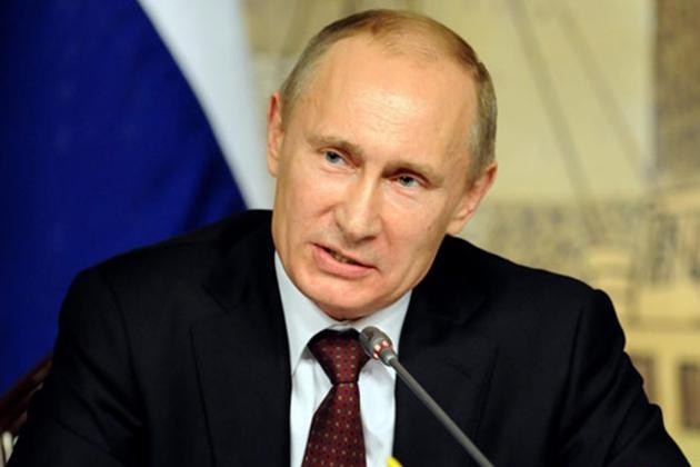 Putin'den YPG Açıklaması
