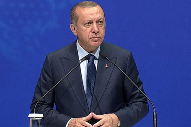 Cumhurbaşkanı Erdoğan: 'Kimseden İzin Almadan Yapmakta Kararlıyız'