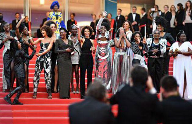 2018 Cannes Film Festivali'nin En Şık Ünlüleri