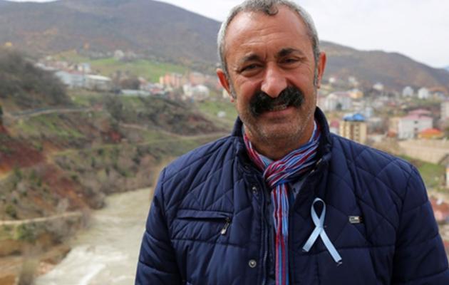 Fatih Mehmet Maçoğlu Mazbatasını Aldı