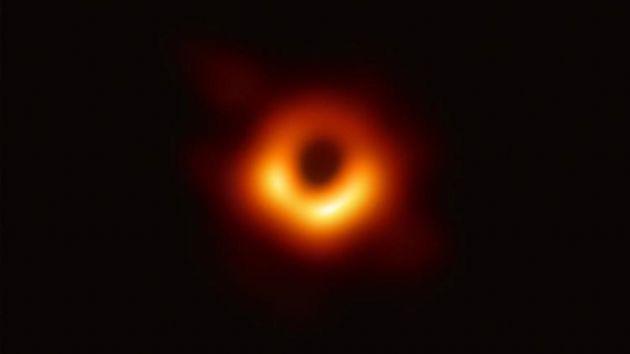 İlk Kara Delik Fotoğrafı Yayınlandı