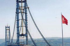 'Osmangazi ' Köprüsü Bugün Açılıyor