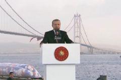Cumhurbaşkanı Erdoğan: Teröre İnat Her Gün Yeni Projelerin Temelini Atacağız