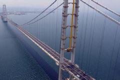 Osmangazi Köprüsü Bayram Süresince Ücretsiz