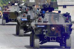 Siirt'te Bazı Bölgeler 15 Gün Süreyle Geçici Özel Güvenlik Bölgesi İlan Edildi