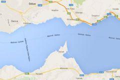 Osmangazi Köprüsü Google Haritalar'da Yok