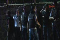 Diyarbakır'da 1000 Polisle Asayiş Uygulaması
