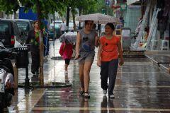 Meteoroloji'den 2 İl İçin Sağanak Yağış Uyarısı