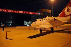 Selahaddin EyyubiHavalimanı'nda 11 Ay Sonra İlk Uçuş