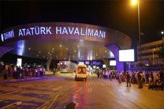 Atatürk Havalimanı'ndaki Saldırıda Ölü Sayısı 45'e Yükseldi