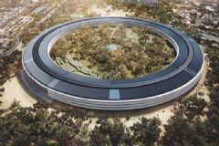 İşte Apple'ın Yeni Yuvası