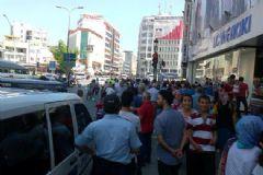 Adana'da 2 Kişi 'Bomba' Diye Bağırdı Ortalık Karıştı