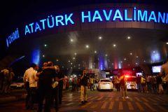 Atatürk Havalimanı Saldırısında 13 Tutuklama